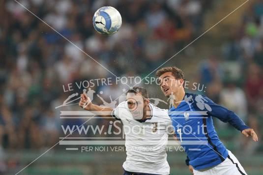 AMICHEVOLE - ITALIA VS FRANCIA