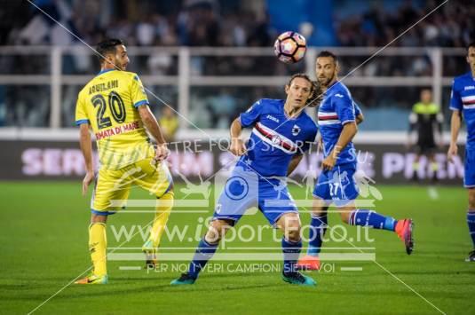 Pescara v Sampdoria - Serie A - Serie A