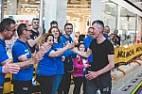 Race across Italy 2019